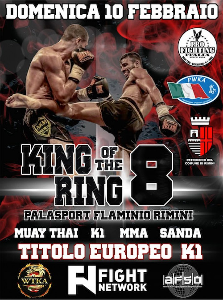 KING of the RING 8